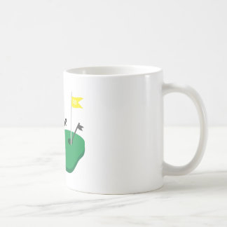 Hole In One Basic White Mug