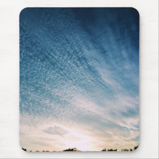 Hole in the Clouds Mousepad
