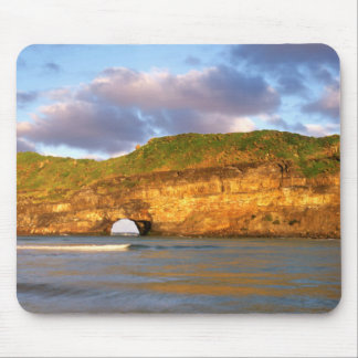 Hole In The Wall On The Wild Coast Mouse Pad