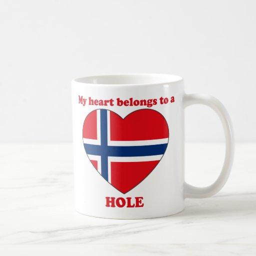 Hole Coffee Mug