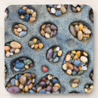 Holes filled with pebbles, CA Coaster