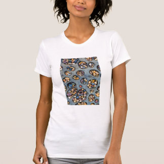 Holes filled with pebbles, CA T-Shirt