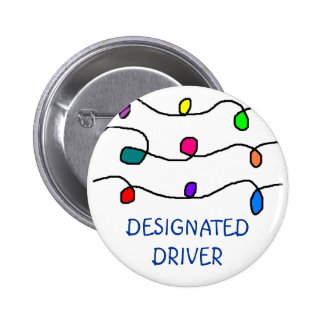 HOLIDAY - a Designated Driver button