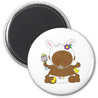 Holiday Baby 6 Cm Round Magnet