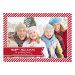 HOLIDAY BANNER | HOLIDAY PHOTO CARD ANNOUNCEMENT