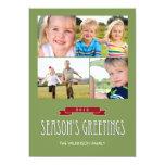 Holiday Banner Holiday Photo Cards Invitation