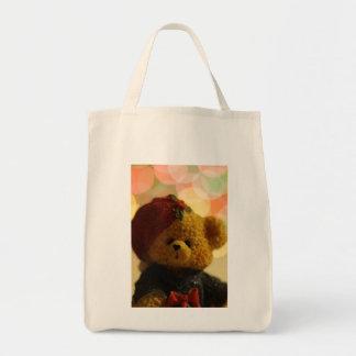 Holiday Bear #1 Tote Bag