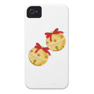 Holiday Bells iPhone 4 Case