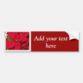 Holiday Blessings_ Bumper Sticker