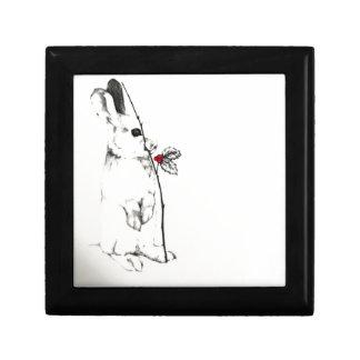 Holiday Bunny Gift Box