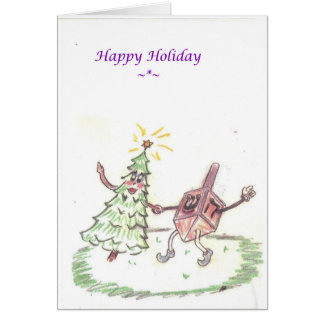Holiday card for everyone