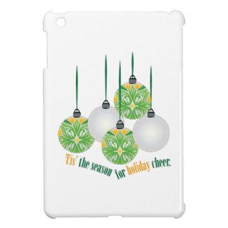 Holiday Cheer iPad Mini Case