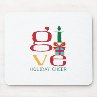 Holiday Cheer Mousepads