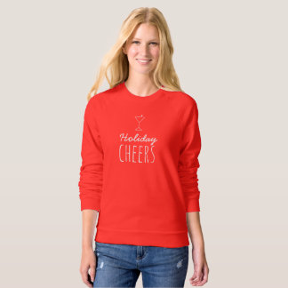 Holiday Cheers Sweatshirt
