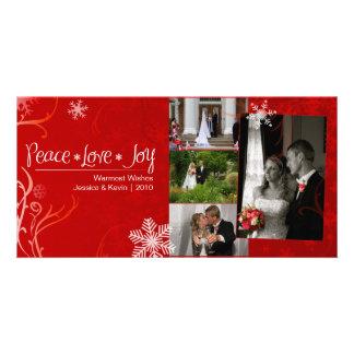 Holiday Christmas Photo Card