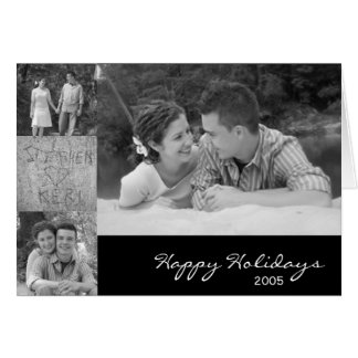 Holiday Collage Card
