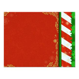 Holiday Colors 11 Cm X 14 Cm Invitation Card