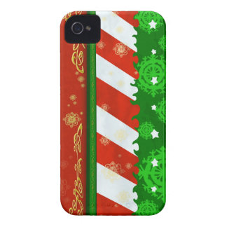 Holiday Colors iPhone 4 Covers