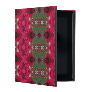 Holiday Colors Kaleidoscope iPad Cover