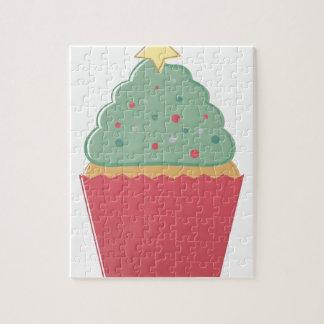 Holiday Cupcake Jigsaw Puzzle