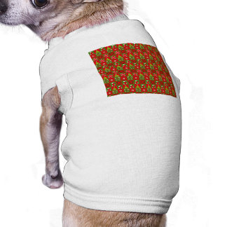 Holiday Decorative Squares Shirt