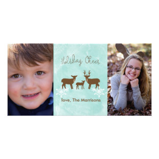 Holiday Deer Card