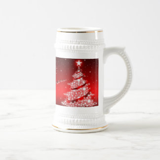 HOLIDAY DESIGNS BEER STEIN