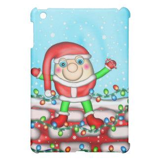 Holiday Dumpty Design iPad Case