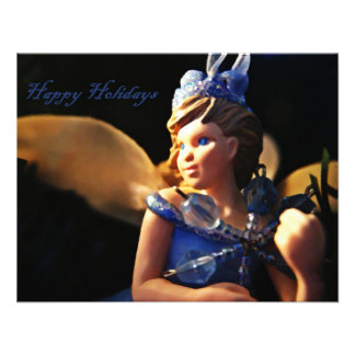 Holiday Fairy Personalized Invites
