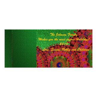 Holiday Family Photo Card Custom Invite