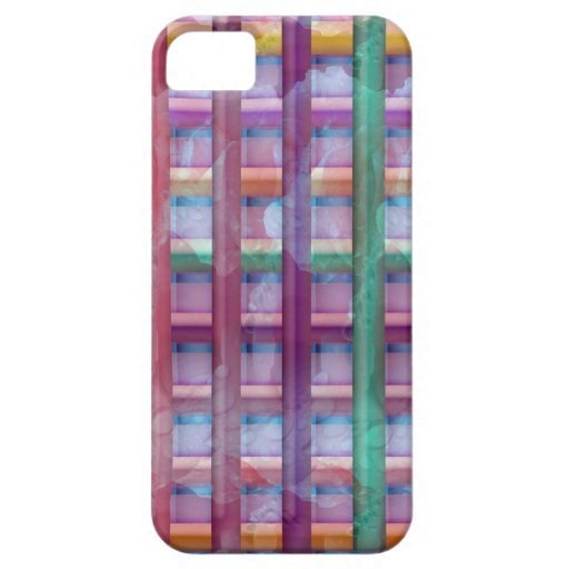 Holiday Fever : Illuminated Colorful Flourscent Ro iPhone 5 Cases