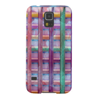 Holiday Fever Illuminated Colorful Flourscent Ro Samsung Galaxy Nexus Cover
