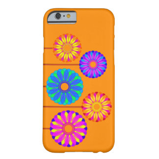 Holiday Flower Decorations Barely There iPhone 6 Case