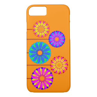 Holiday Flower Decorations iPhone 7 Case