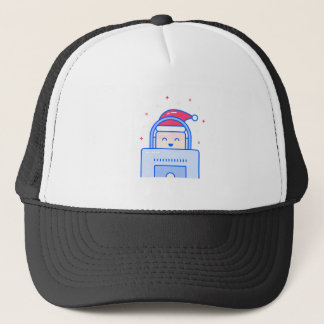 Holiday Gamer Trucker Hat
