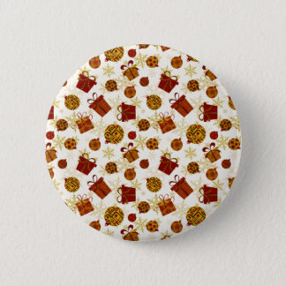 Holiday Gifts & Christmas Ornaments 6 Cm Round Badge
