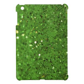 Holiday Green Glimmer iPad Mini Case