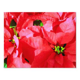 Holiday Greetings_ 11 Cm X 14 Cm Invitation Card