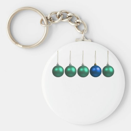 holiday greetings keychains