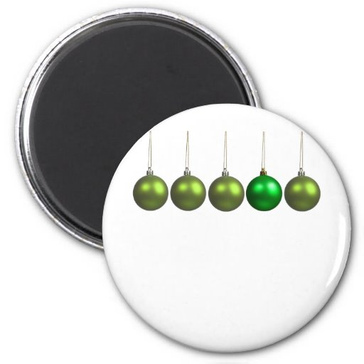 holiday greetings refrigerator magnet