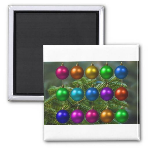 holiday greetings magnets