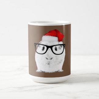 Holiday Guinea Pig Coffee Mug