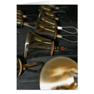 Holiday Handbells Card
