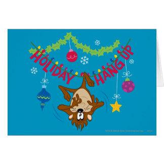 Holiday Hang Up Cards