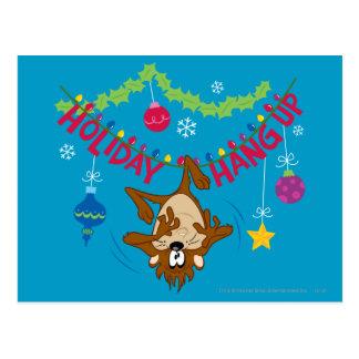 Holiday Hang Up Post Cards