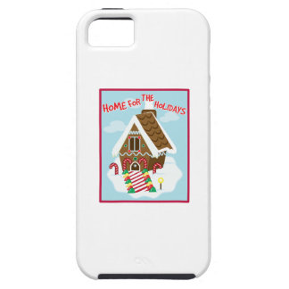 Holiday Home iPhone 5/5S Cases
