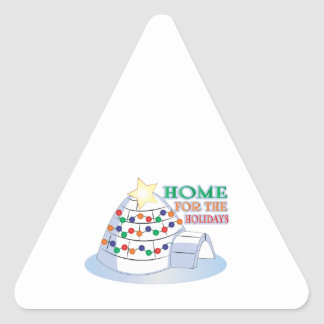 Holiday Home Stickers
