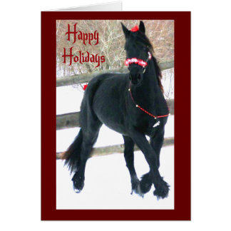 Holiday Horse Greeting Cards