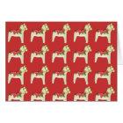Holiday Horses Card