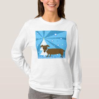 Holiday Hotdog T-Shirt